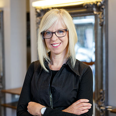 Our Salon and Spa Founder - Anita - Djurra
